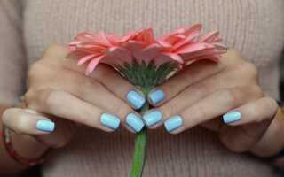 Почему трескается гель лак на ногтях