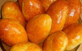 Пирожки как пух на кефире: рецепт с начинкой из капусты