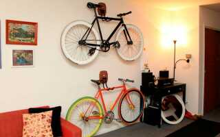 Где и как правильно хранить велосипед зимой