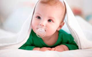 Как легко приучить ребенка к соске— пустышке