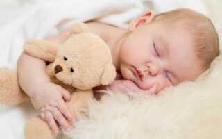 Как уложить ребенка спать за 5 минут