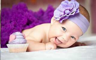 Последовательность прорезывания зубов у детей