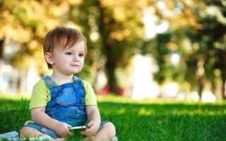 Как развлечь годовалого малыша