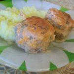 Рецепт тефтелей в сметанном соусе в духовке