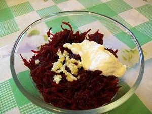 салат из свеклы 1