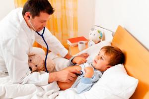 Ротовирусная кишечная инфекция у детей