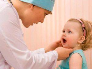 стоматит у ребенка как лечить