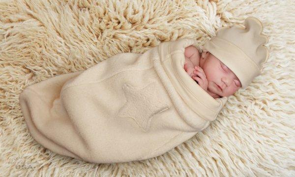 Как запеленать новорожденного ребенка