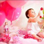 Выбираем подарок на первый день рождения девочке