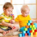 Чем занять 2-летнего ребенка дома?