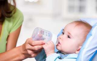 Можно ли новорожденному ребенку давать пить воду?