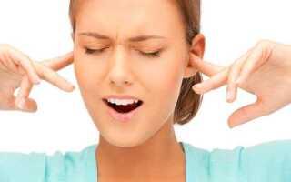 Что делать в домашних условиях, если заложило ухо