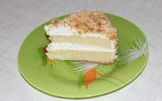 Торт «Сметанный»