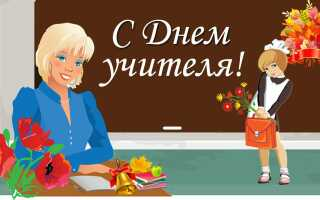 Что подарить учителю на день учителя: лучшие идеи подарков