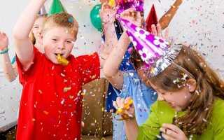 Конкурсы на Новый год 2020 для детей дома