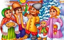 Детские поздравления-посевалки на Старый Новый год 2021 в стихах