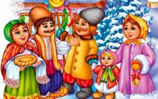 Детские поздравления-посевалки на Старый Новый год 2020 в стихах