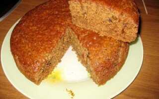 Торт трухлявый пень в мультиварке