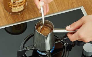 Как варить кофе в турке: правильно и  вкусно