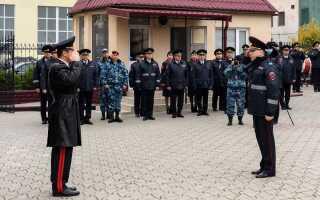 Когда День полиции в 2022 году в России