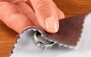 Как быстро почистить серебряные изделия в домашних условиях
