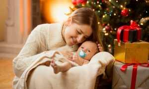 Новогоднее меню для кормящей мамы новорожденного ребенка