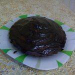 Вкусная шоколадная глазурь из какао