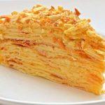 Самый лучший рецепт торт Наполеон