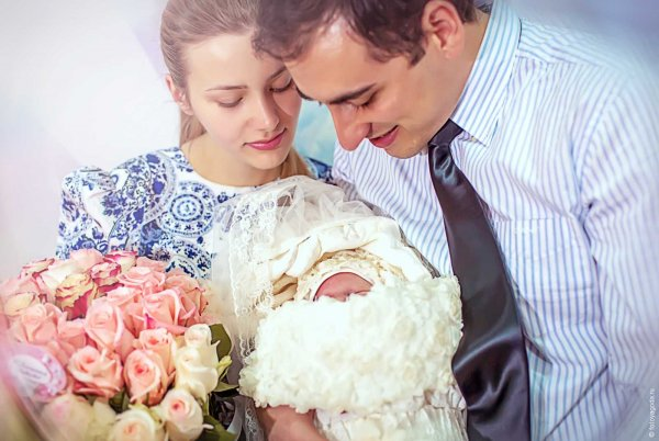 Как встретить жену из роддома