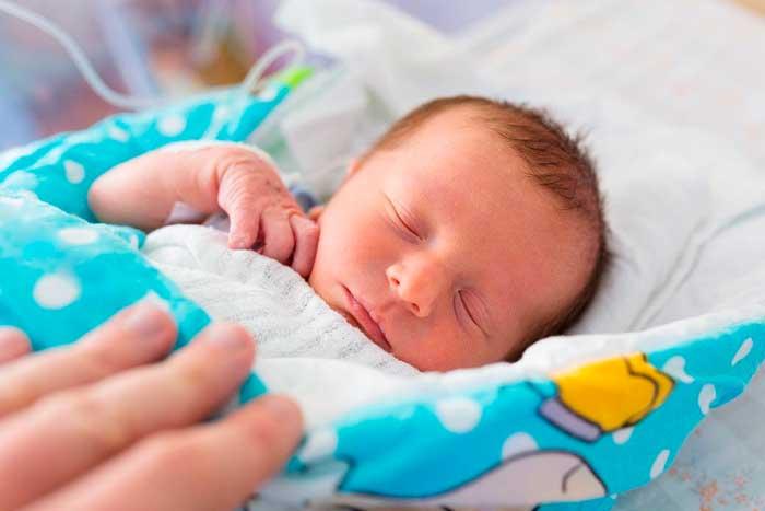 Гипоксия у новорожденного: лечение и последствия