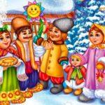 Детские поздравления-посевалки на Старый Новый год 2019 в стихах
