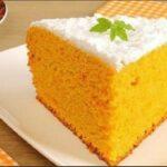 Самый простой морковный пирог в мультиварке