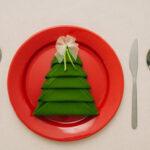 Как красиво сложить салфетки на Новый год