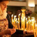 Когда Великий пост в 2022 году у православных в России